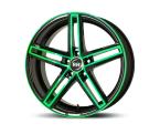 RH Alurad DG Evolution color polished - green(DG859535112G28)