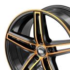 RH Alurad DG Evolution color polished - orange(DG859535112G32)