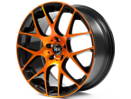 RH Alurad NBU Race color polished - orange(NBU807535100K32)