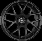 RH Alurad NBU Race racing schwarz lackiert(NBU807535100K40)