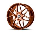 RH Alurad RB11 color polished - orange(RB111022535114G32)