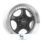 RH Alurad Turbo P schwarz/Horn hochgl.pol.(_P80856911268)