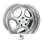 RH Alurad Turbo P silber/Horn Edelstahl(_P85854713007)