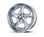 RH Alurad Turbo P silber/Horn hochgl.pol.(_P80855213008)