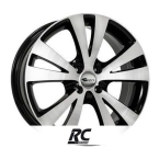 RC Design OMEGA Sort / Poleret(RCOM751735X2SGVPV)