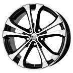 RC Design RC17 Sort / Poleret(RC17701638X2SGVPV)