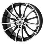 RC Design RC18 Sort / Poleret(RC18651538X2SMVPV)