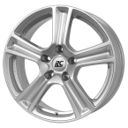 RC Design RC19 Silver(RC19651538X2KSV)