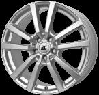 RC Design RC25T Silver(RC25T65652D4KSV)