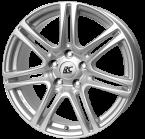 RC Design RC28 Silver(RC28651535X2KSV)