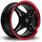 Rota AutoX BlackCRedLip(AUTO6515ACP40PCYBE0730)