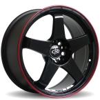 Rota GTR BlackRLip(P45F8518D1P45PCYR0730)