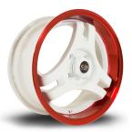 Rota HM3 WhiteCRedLip(HM317015C1P40PCWC0671)