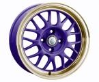 CADES Eros Purple/Gold Lip(1565410030KR219PULBR)