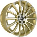 Diewe Turbina Gold machined(4017222946265)