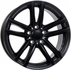 Rial uniwheels x10 Matt Black(201010)