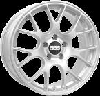 BBS Chr Silver / Polished(ITV20805120E36SP82CHR)