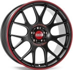 BBS Ci-r Dull Black / Red(ITV19855120E35BX82CI-R)