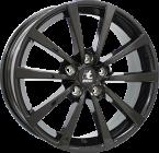 It wheels Alice Gloss Black(ITV16655108E45ZT74ALIC)