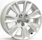 Original equipment Audi a1 Silver(ITV16605100E30SI57AUA1)