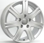 Original equipment Audi orig q7 Silver(ITV18755130E53SI71AUQ71)
