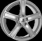 It wheels Iw emma Silver(ITV17705114E40SI66EMMA)
