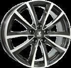 It wheels Iw elena Gloss Black / Polished(ITV18805112E30ZP66ELEN)