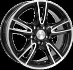 League Lg279 Gloss Black / Polished(ITV15654098E35ZP58LG279)