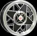 MILLE MIGLIA Mm500 Gloss Black / Polished(ITV16654100E37ZP56MM500+)
