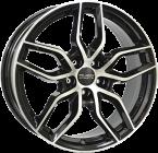 Anzio Spark Gloss Black / Polished(ITV17755120E43ZP72SPAR)