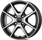 Anzio Split Gloss Black / Polished(ITV15604100E38ZP63SPLI)