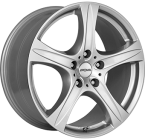 Ronal R55 suv Crystal Silver(ITV18855112E45CS76R55S#)
