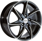 Ronal R51 Gloss Black / Polished(ITV15655112E45ZP76R51)