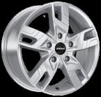 Ronal R64 Silver(ITV17705108E46SI65R64)