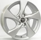 Original equipment Toyota Silver(ITV17655114E45SI60TOY1)