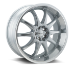 Versus 409 Mat Sølv(VS409 18X8 10X100/114.3 35 73.1 SML)