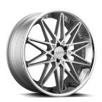 AZAD 41 Mat Sølv/Poleret(AZ41221055112+40SMF/SSL)