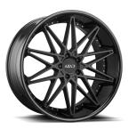 AZAD 41 Mat Sort/Poleret(AZ412295115+15MB/GBL)