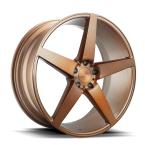Element 5 Børstet bronze(EL005221055112+40BR/BR)