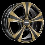 Carmani - brown gold polish(CA116516H450CBGP)