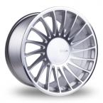 3SDM 0.04 HF ø73,1 sølv/poleret(EC12317)