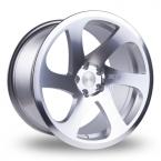 3SDM 0.06 HF sølv/poleret(EC11425)