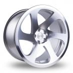 3SDM 0.06 VB sølv/poleret(EC11742)