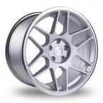 3SDM 0.09 Mat sølv/poleret(3SDM9.01)
