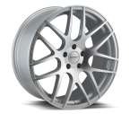 Versus 301 Mat Sølv(VS301 20X8.5 5X114.3 35 73.1 SMF)
