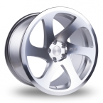 3SDM 0.06 Sølv/poleret(3SDM6.01)