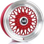 Bola TX09 CANDY RED POLISHED LIP(757Z20CRPLBWTX09-25-5X120-7.5X17)