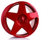 Bola B10 HYPER RED(808Z30HYRDBWB10-30-5X120-8X18)