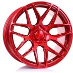 Bola B8R CANDY RED(958C25CRBWB8-BOLA-25-5X108-9.5X18)
