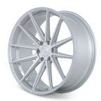 Ferrada FT1 Sølv/poleret(FT122956135MS25)